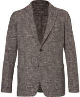 Altea Cotton-Blend Tweed Blazer