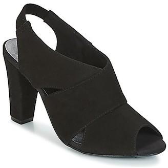 KG by Kurt Geiger FOOT-COVERAGE-FLEX-SANDAL-BLACK women's Sandals in Black