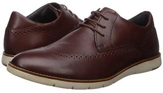 Josef Seibel Tyler 33 (Cognac) Men's Lace up casual Shoes