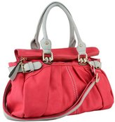 MG Collection Gabby Oversized Shoulder Bag