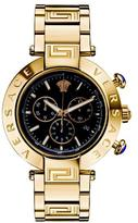 Versace Reve Chrono Collection VQZ090015 Men's Stainless Steel Quartz Watch