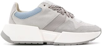 MM6 MAISON MARGIELA Panelled Chunky Sneakers