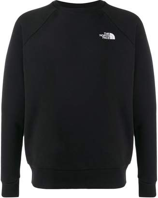 The North Face logo printed sweatshirt