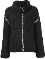 Altuzarra chunky knit jumper