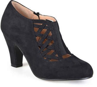 Journee Collection Womens Piper Ankle Booties
