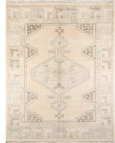 "Momeni Erin Gates By Concord Walden Hand-Knotted Wool Beige Area Rug Erin Gates by Rug Size: Rectangle 9'9"" x 13'9"""