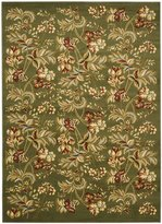 Safavieh Lyndhurst Collection LNH326B Sage Area Rug, 4 feet by 6 feet (4' x 6')