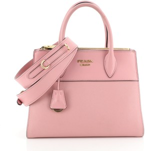 Prada Esplanade Bag Saffiano Leather Small