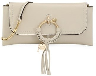 See by Chloe Joan Leather Clutch
