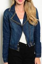 Ooh La La Boutique Dark Denim Jacket