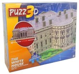 Cardinal White House Buildings 3D Puzzle