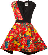 Fausto Puglisi floral print dress - women - Silk/Spandex/Elastane/Acetate/Viscose - 40