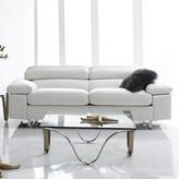 Bellini Modern Living Fiona Leather Sofa