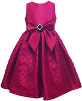 Jayne Copeland Jayne Coepland Taffeta Bow Dress, Big Girls (7-16)