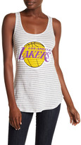 Junk Food Clothing Los Angeles Lakers Graphic Tank