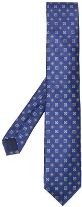 Corneliani Geometric Print Tie
