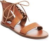 Steve Madden Women's Delgado Two-Piece Lace-Up Sandals