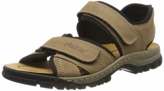 Rieker Men's 25051-20 Closed Toe Sandals