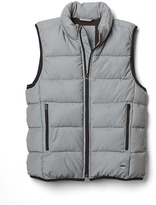 Gap ColdControl Max reflective puffer vest