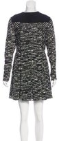Proenza Schouler Long Sleeve Mini Dress