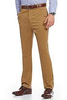Daniel Cremieux Signature Pima Cotton Flat-Front Pants