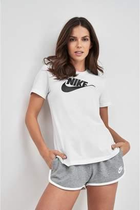 Nike Womens Essential Futura T-Shirt - White