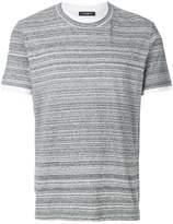 Paolo Pecora melange striped T-shirt