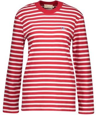 MAISON KITSUNÉ Fox sailor t-shirt