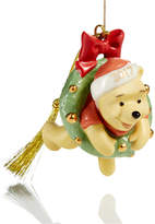 Lenox Annual 2017 Disney's Hanging Around With Pooh Ornament