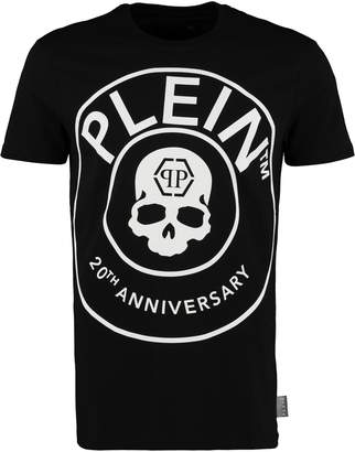 Philipp Plein Printed Cotton T-shirt