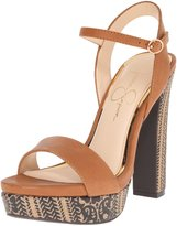 Jessica Simpson Women's Blaney Platform Dress Sandal