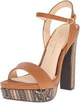 Jessica Simpson Women's Blaney Platform Dress Sandal