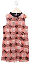 Marni Girls' Floral Print Dress w/ Tags