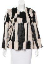 Isabel Marant Alice Fur Jacket