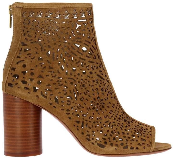 Ash Heeled Booties Shoes Women