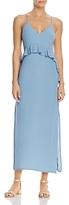 Elliatt Rapture Ruffle Maxi Dress