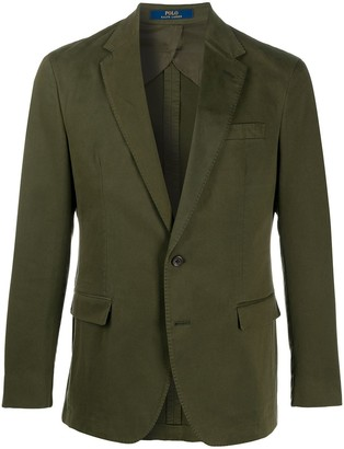 Polo Ralph Lauren Cotton Blazer Jacket