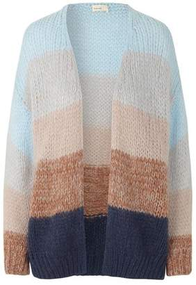 Levete Room - Dixie 3 Cardigan Multi Stripe - XS