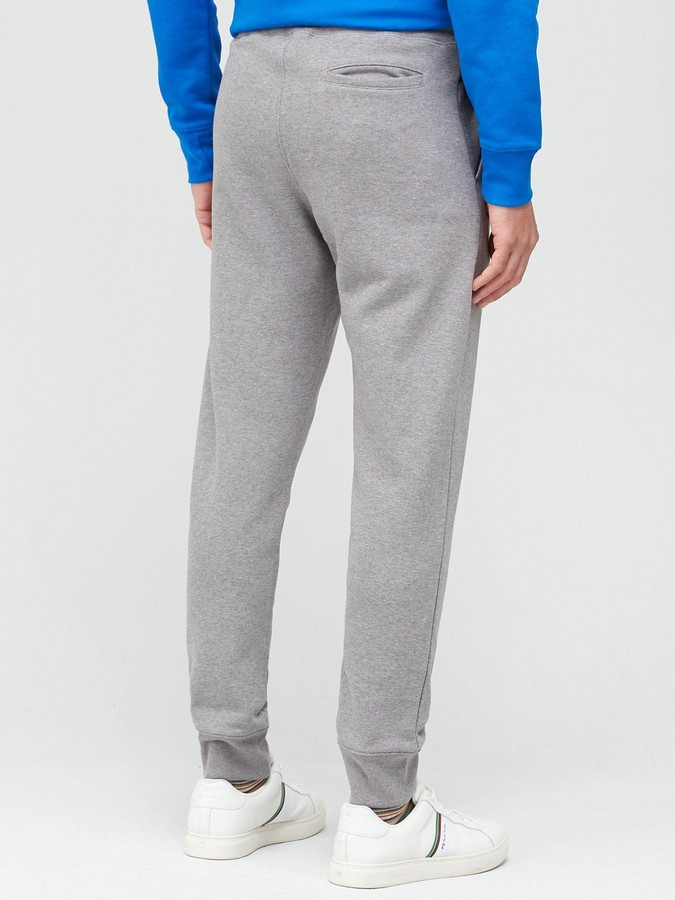 Thumbnail for your product : Paul Smith Zebra Logo Joggers - Grey