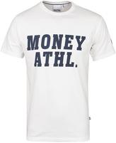 Money Athletic White Crew Neck T-shirt