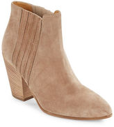Kenneth Cole New York Maci Suede Ankle Boots