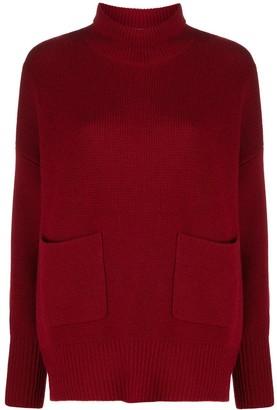 Le Kasha Bagan cashmere jumper