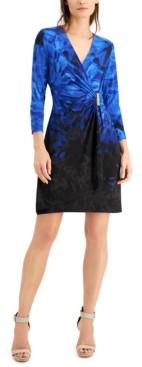 Calvin Klein Side-Bar Sheath Dress