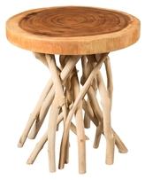 Urbia Wilcox Wood Side Table