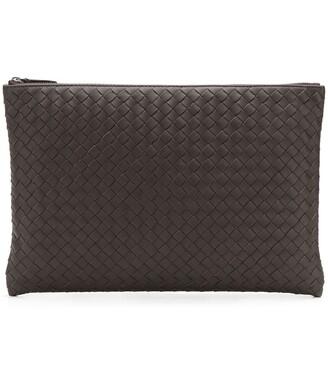 Bottega Veneta Billeto clutch in Intrecciato leather