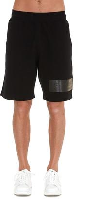 Givenchy Logo Print Bermuda Shorts
