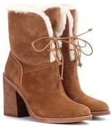 UGG Jerene suede ankle boots
