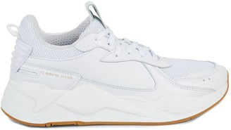 Puma RS-X Leather & Mesh Sneakers