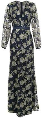 Tufi Duek embroidered long dress