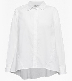 Great Plains Back Simone Full Shirt - 12 - White